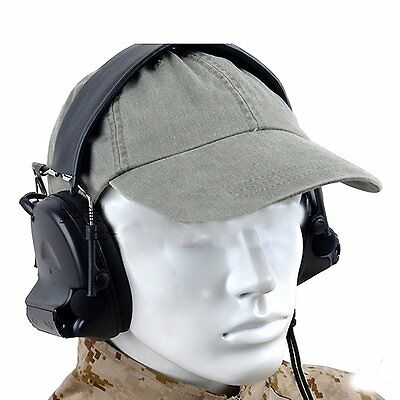 Tactical  Comtac II Electronic Sound Pickup Noise Reduction Headset Ear Muffs