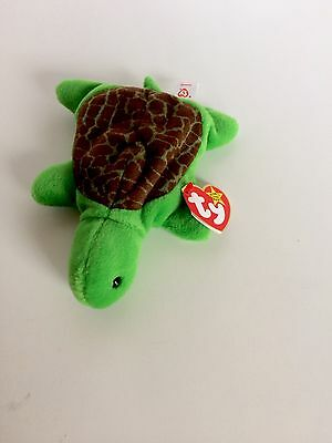 RARE SPEEDY  TY beanie baby with ERRORS STYLE # 4030 MINT-NWT-COLLECTORS DREAM