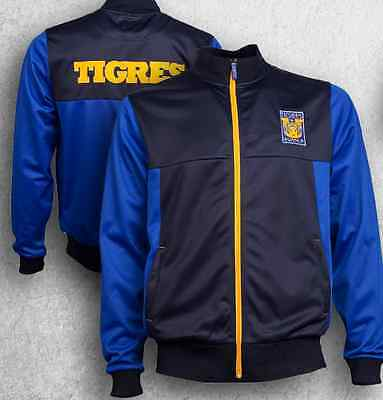 Tigres Uanl Tricot Jacket Youth 8-10