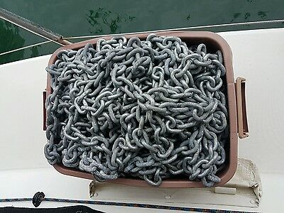 10 mm short link anchor chain