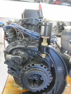 Mercruiser 170, 4 Cylinder Engine, New Pistons, Rings, Bearings, Seals, Lifters