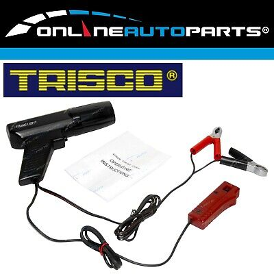 Inductive Pickup Xenon Bright Engine Timing Light Tool 12 volt Car Mechanics New