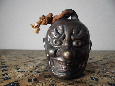 Bell of Japanese long-nosed goblin(1)