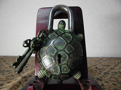 Lock and key of turtle(4)