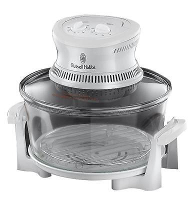 18537 Russell Hobbs Halogen Oven 1400W 11L+5L