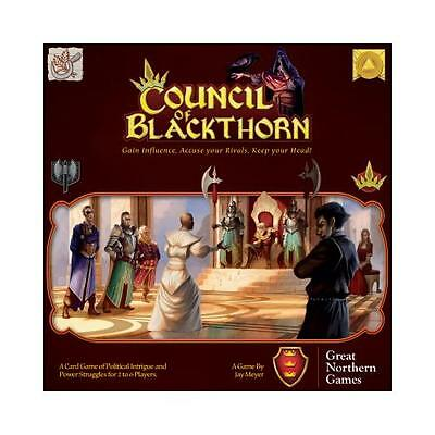 English Brettspiele Great Northern Games Council of Blackthorn