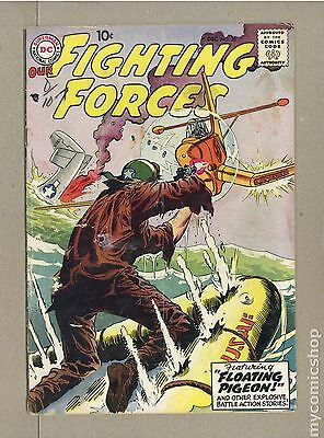 Our Fighting Forces (1954) #28 GD- 1.8