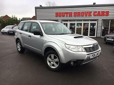 2010 Subaru Forester 2.0 D X 5dr