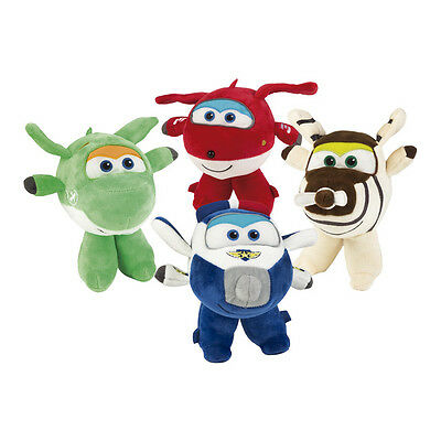 Superwings Peluche Expositor Surtido 6 unidades