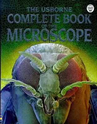 The Complete Book of the Microscope (Usborne complete books), Good Condition Boo