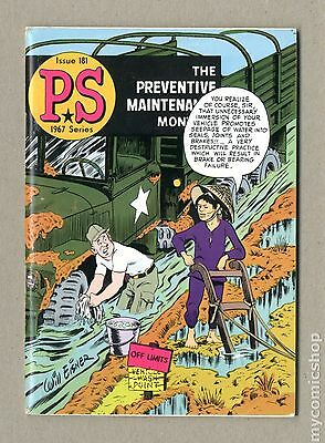 PS The Preventive Maintenance Monthly (1951) #181 FN 6.0