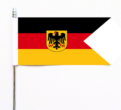German Navy (Deutsche Marine) Ensign Ultimate Table Flag