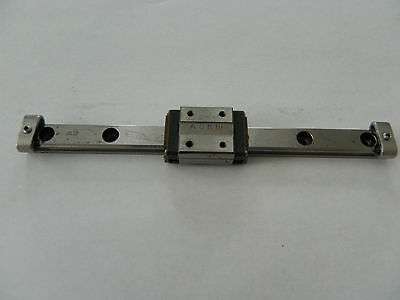 THK Linear guide bearing rail ball slide HSR10RM