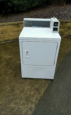 Econodry 8kg commercial Gas heat coin operatef tumble dryer