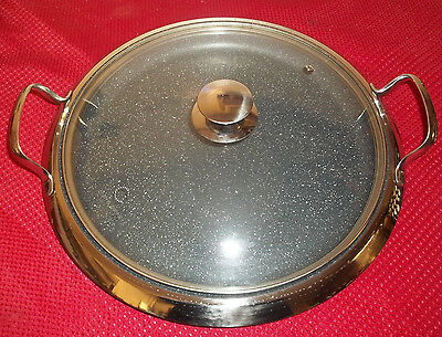Curtis Stone Nonstick 12in Covered Frypan Set Of Two