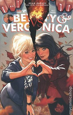 Betty and Veronica (2016 2nd Series) #2A NM