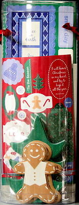 Colorbok Limited Edition Christmas Accent Tote