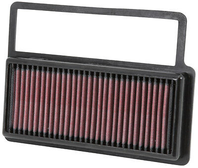 K&N 33-3014 High Flow Air Filter for Vauxhall / Opel Tour 1.4 Turbo 2012-2016