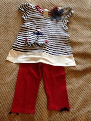 Girls Outfit Age 5 . Two Piece
