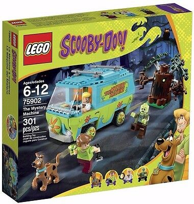 Lego Scooby Doo 75902 - The Mystery Machine - NEW SEALED **RETIRED SET**