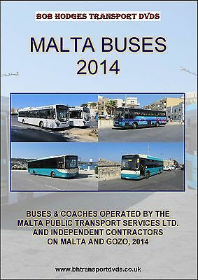 Malta Buses 2014, Operated By Malta Public Transport Ltd & Independent Companies