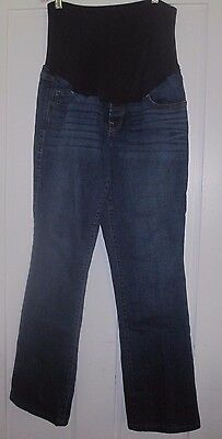 Old Navy Maternity, Size 8, Jeans, Full Panel, Boot Cut