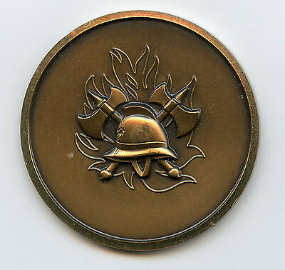 Netherlands Firefighters Medal Nice Condition  !!!