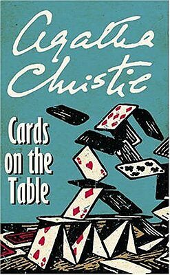 Poirot - Cards on the Table, Agatha Christie | Paperback Book | 9780007119349 |