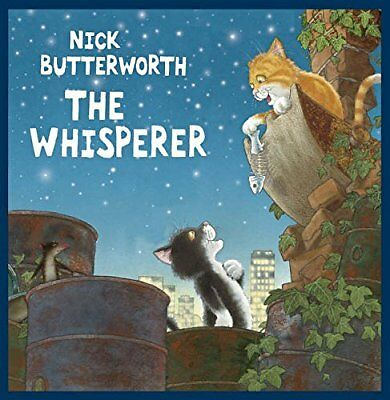 The Whisperer by Nick Butterworth | Paperback Book | 9780007120185 | NEW