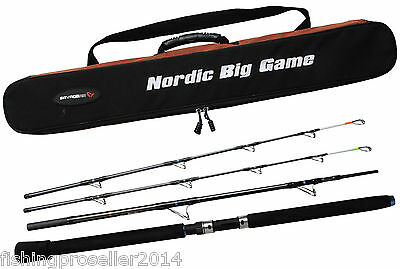 Savage Gear Nordic Big Game Travel Rod /210cm/7ft 20-50lbs Multiplier Up to 300g