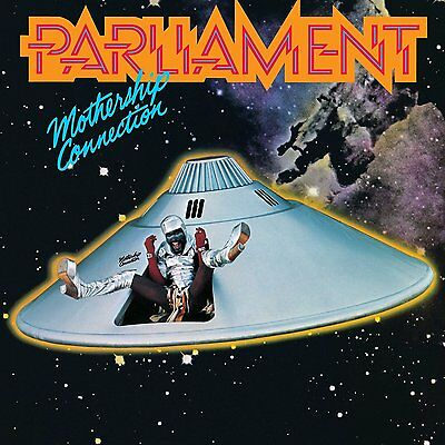 Parliament MOTHERSHIP CONNECTION Limited Lenticular Cover P-FUNK New Vinyl LP