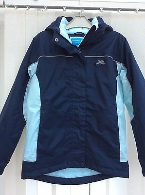 Girl's Lovely Winter Coat by *TRESPASS* ~ Age 9-10 yrs ~ *EXCELLENT CONDITION*