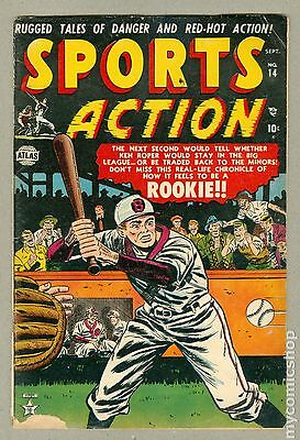 Sports Action (1950) #14 GD/VG 3.0