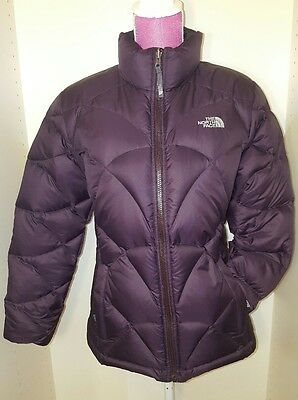 NWOT North face youth jacket 550 XL girls puffer coat warm lightweight purple