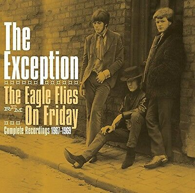 Exception - Eagle Flies on Friday: Complete Recordings 1967-69 [New CD] UK - Imp