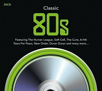 Various Artists - Classic 80's [New CD] UK - Import