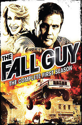 The Fall Guy - The Complete First Season (DVD, 2007, 6-Disc Set)