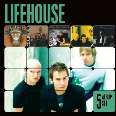 5 Album Set - 2 DISC SET - Lifehouse (2014, CD New)