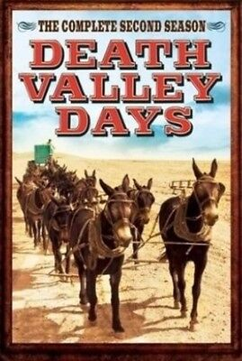 Death Valley Days: The Complete Second Season - 3 DISC  (2016, REGION 1 DVD New)