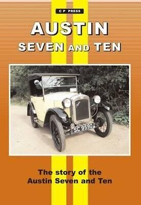 Austin 7 and 10 by Colin Pitt Paperback Book (English)