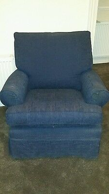 MULTIYORK Pair of armchairs (Need new loose covers)