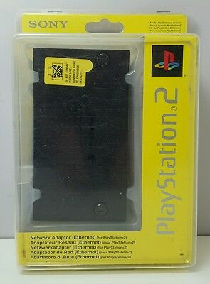 SONY PS2 Hard Disk / Network Adapter for SONY (Playstation 2) BRAND NEW SEALED