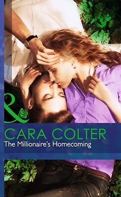The Millionaire's Homecoming (Mills & Boon Hardback Romance) (Hardcover), Colte.