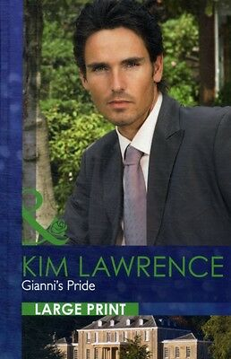 Gianni's Pride (Mills & Boon Largeprint Romance) (Hardcover), LAWRENCE, KIM, 97.