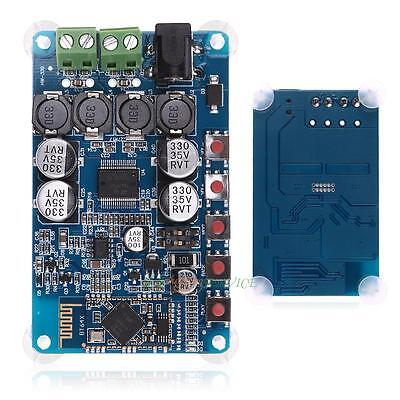 TDA7492P Bluetooth 4.2 CSR64210 Audio Receiver Digital Amplifier Board 2x50W New