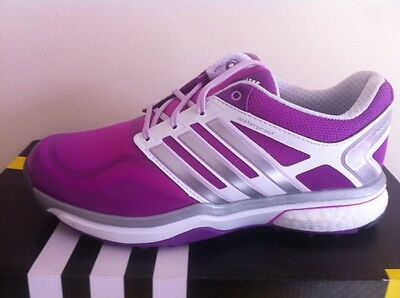 Adidas Adipower Sport Boost Ladies Spikeless Golf Shoes Q47020