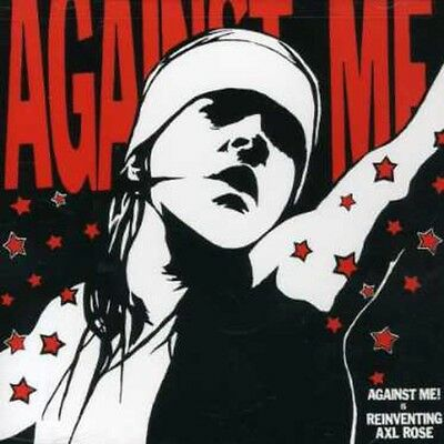 Against Me! - Reinventing Axl Rose [New Vinyl] Black, Colored Vinyl