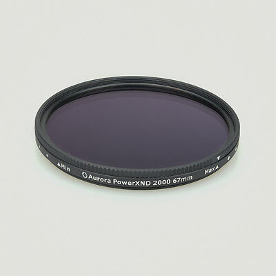 Aurora PowerXND 2000 Variable ND Filter Fader (4 - 11 Stops) 67/72/77/82/86mm