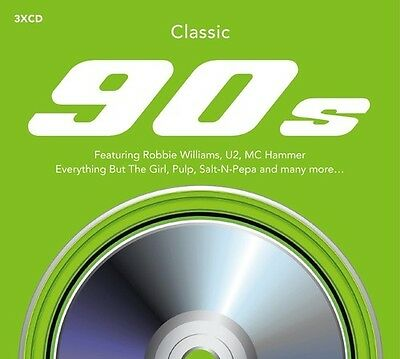 Various Artists - Classic 90's [New CD] UK - Import