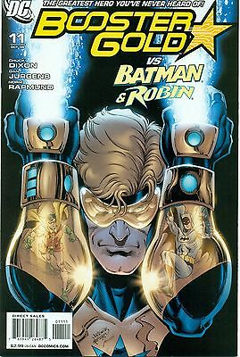 Booster Gold (DC, 2007 series) #11 NM